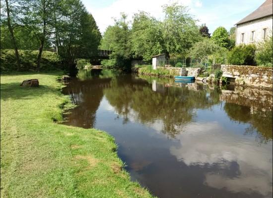 Compte rendu de la balade «Cycle de l'eau dans la communede Felletin »du 12 mai 2018