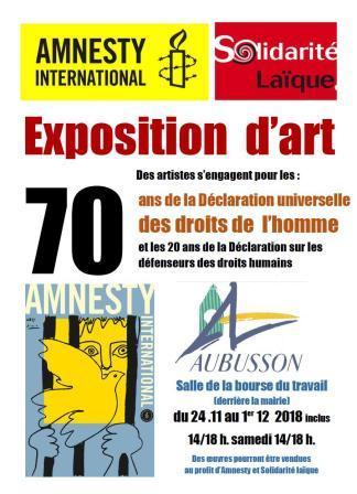 Exposition Amnesty