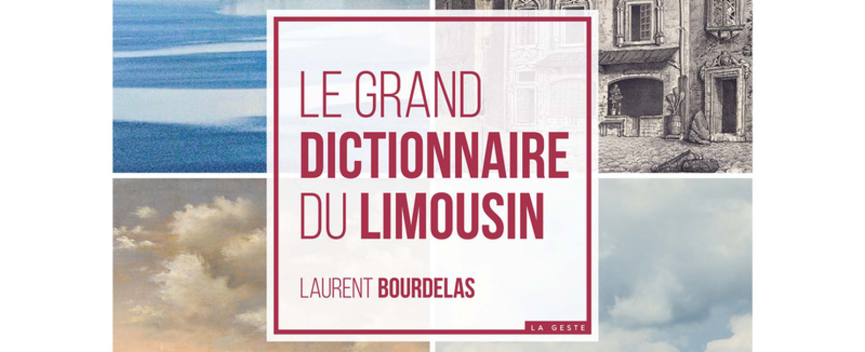 Conférence-dédicaces avec Laurent Bourdelas pour son livre «Le grand dictionnaire du Limousin» #Médiathèque #Felletin