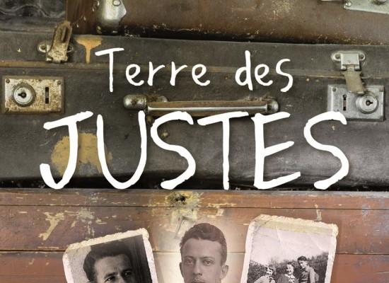 Conférence – Robert Guinot, auteur de « Terre des Justes » accompagné d'un témoin du livre, André Danguy #Médiathèque #Felletin