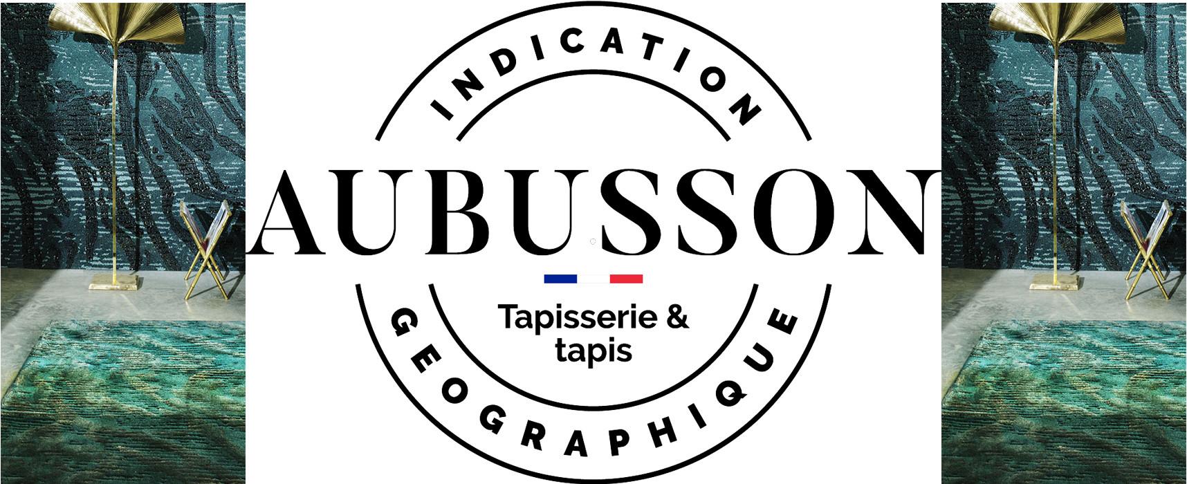 Tapisserie d'Aubusson et tapis d'Aubusson, une double homologation des Indications géographiques, officielle depuis ce matin