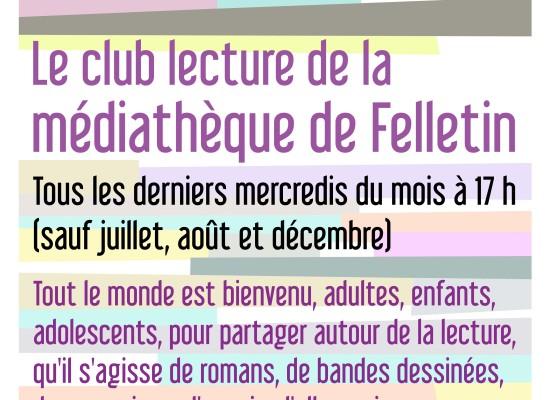 Tous aux livres ! #ClubLecture #Médiathèque