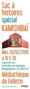 Affiche Kamishibaï FEV 19