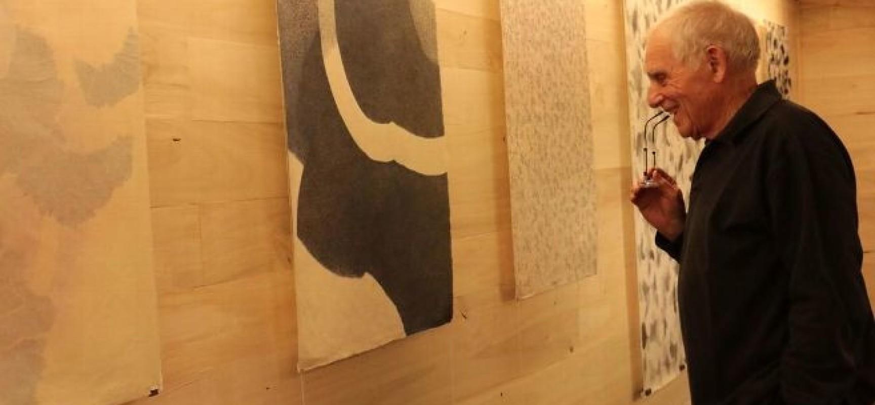 exposition morichon  #Médiathèque #Felletin