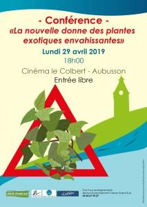 réunion publique plantes exotiques envahissantes - 2019-01