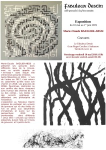 EXPOSITION_Marie-Claude BAZILIER-ABSSI
