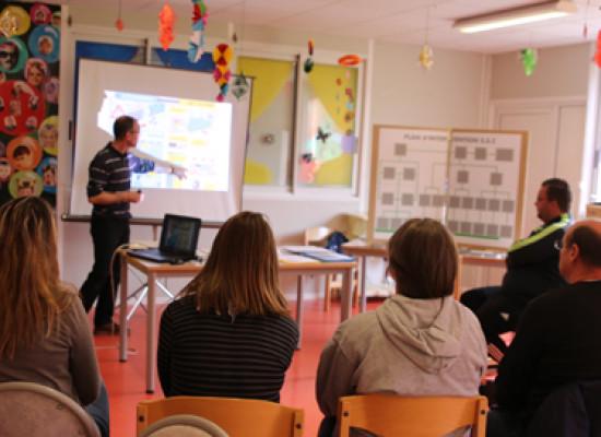 Une formation «Sauveteur Secouriste du Travail» pour les agents Creuse Grand Sud #RH #QVT