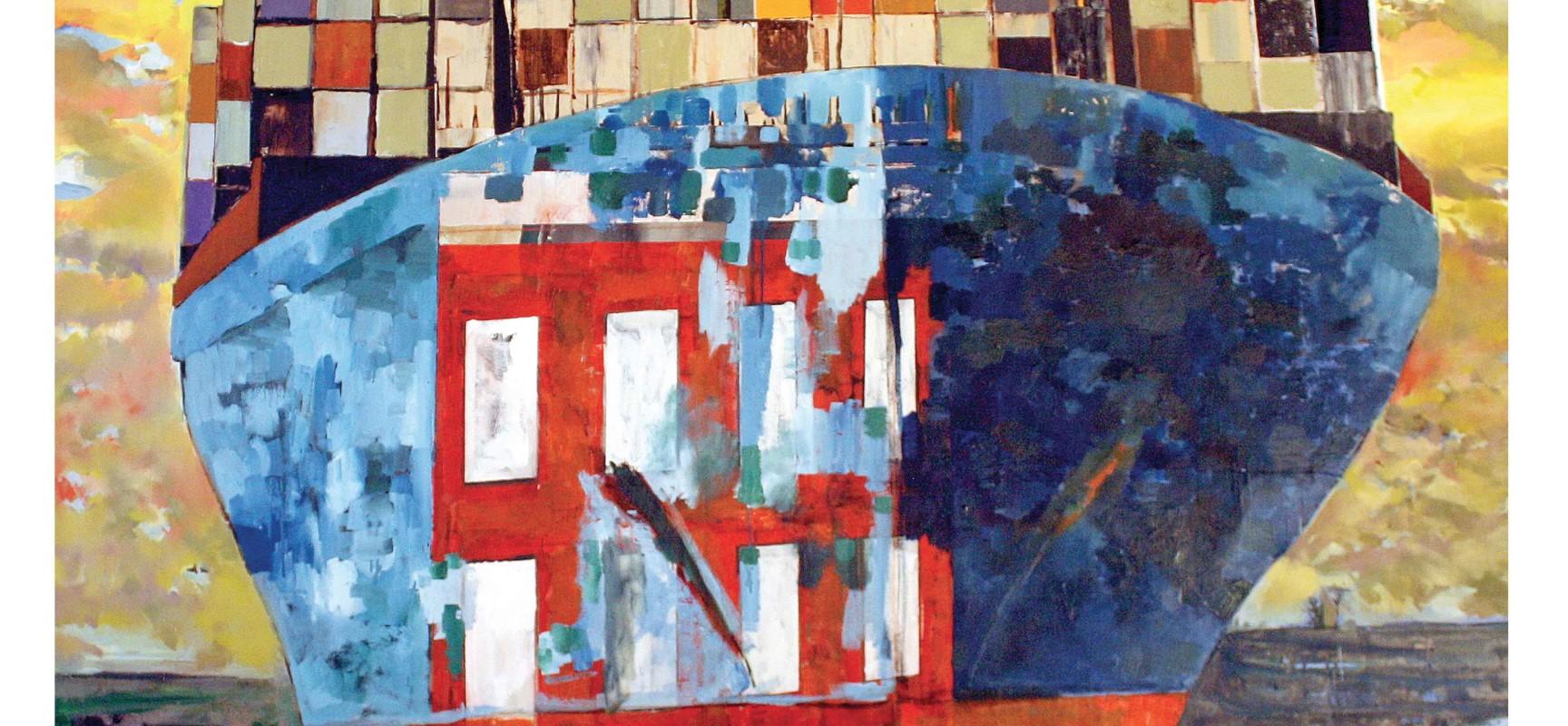«Dernier inventaire avant liquidation», une exposition de peinture grenier du vendredi 5 juillet au samedi 7 septembre 2019