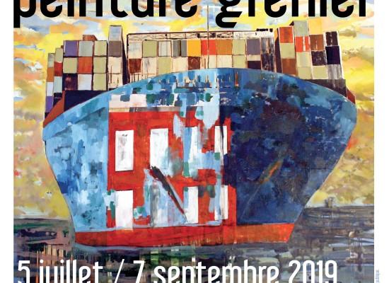 «Dernier inventaire avant liquidation», une exposition de peinture grenier