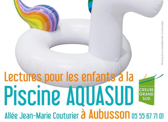 «La pistoche à histoires» – #AQUASUD #Aubusson