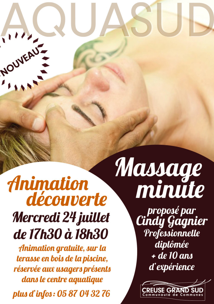 massage minute
