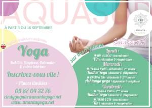 Yoga septembre 2019