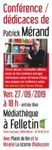 Affiche conférence Mérand SEPT 19 Web