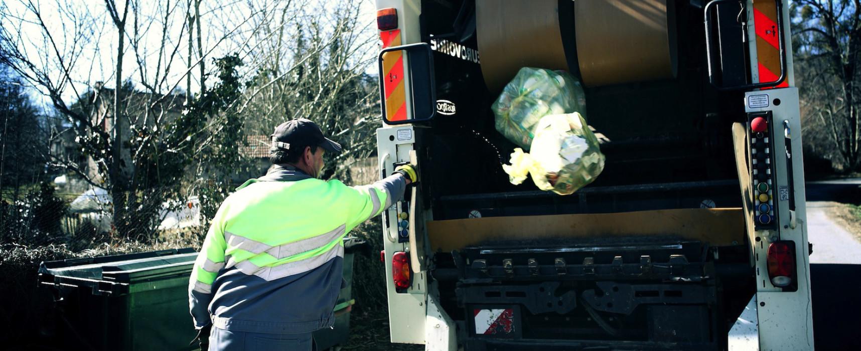 Pentecôte : modification de quelques collectes d'ordures ménagères et de tri