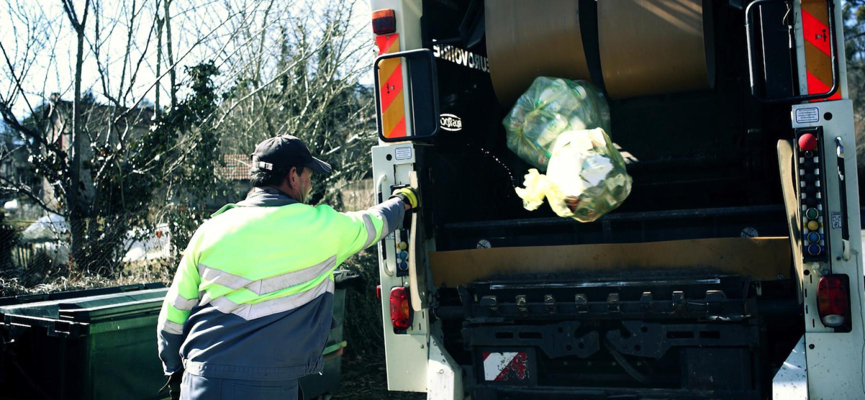 - Info Flash – Perturbation  en cours des collectes de ramassage des ordures ménagères et des recyclables – septembre 2019