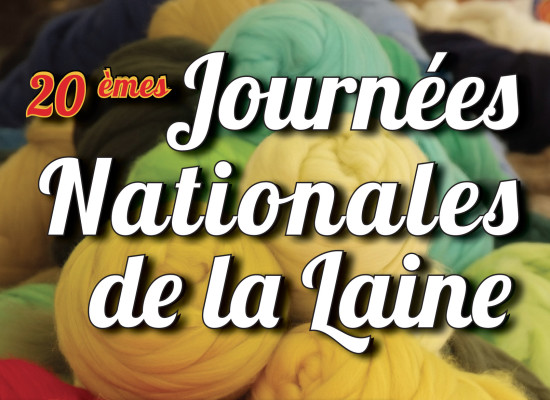 20èmes Journées Nationales de la Laine #JNL2019