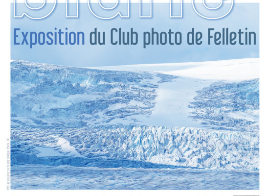 [EXPO] « BLANC »  – une exposition du Club Photo de #Felletin du 13 novembre 2019 au 8 janvier 2020