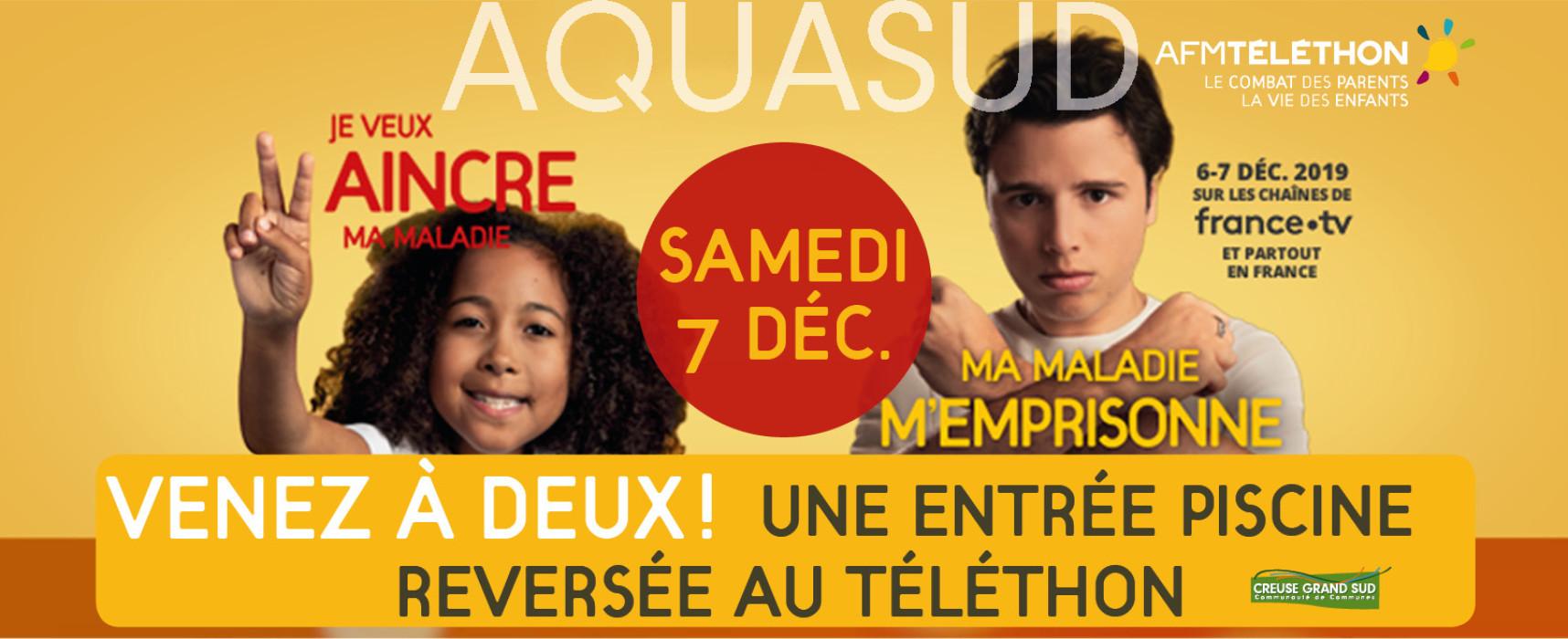 Téléthon 2019, Creuse Grand Sud se mobilise
