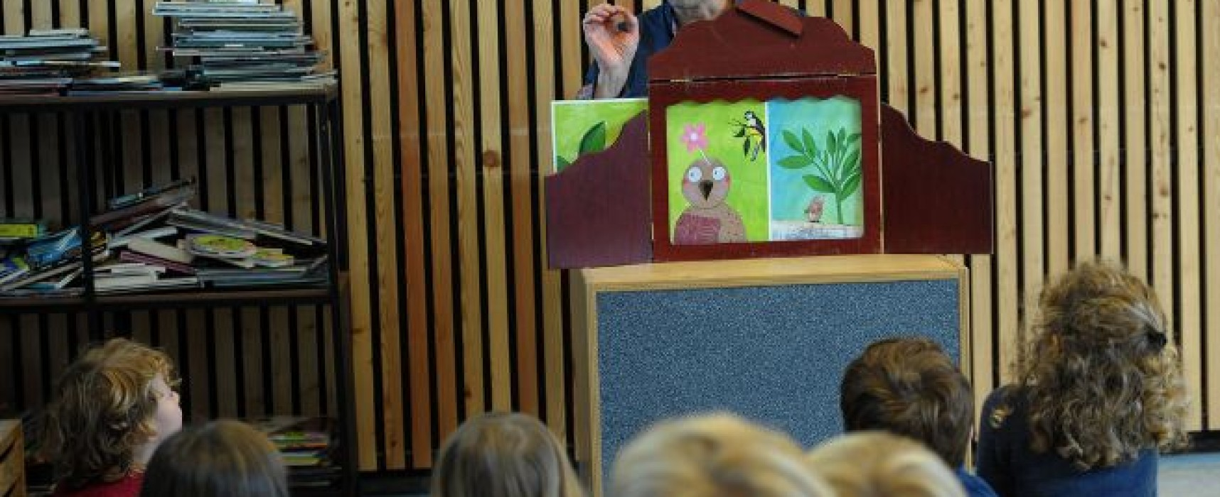 [Revue2Presse] À la piscine d'Aubusson, les enfants plongent… dans les histoires #LaMontagneCentreFrance