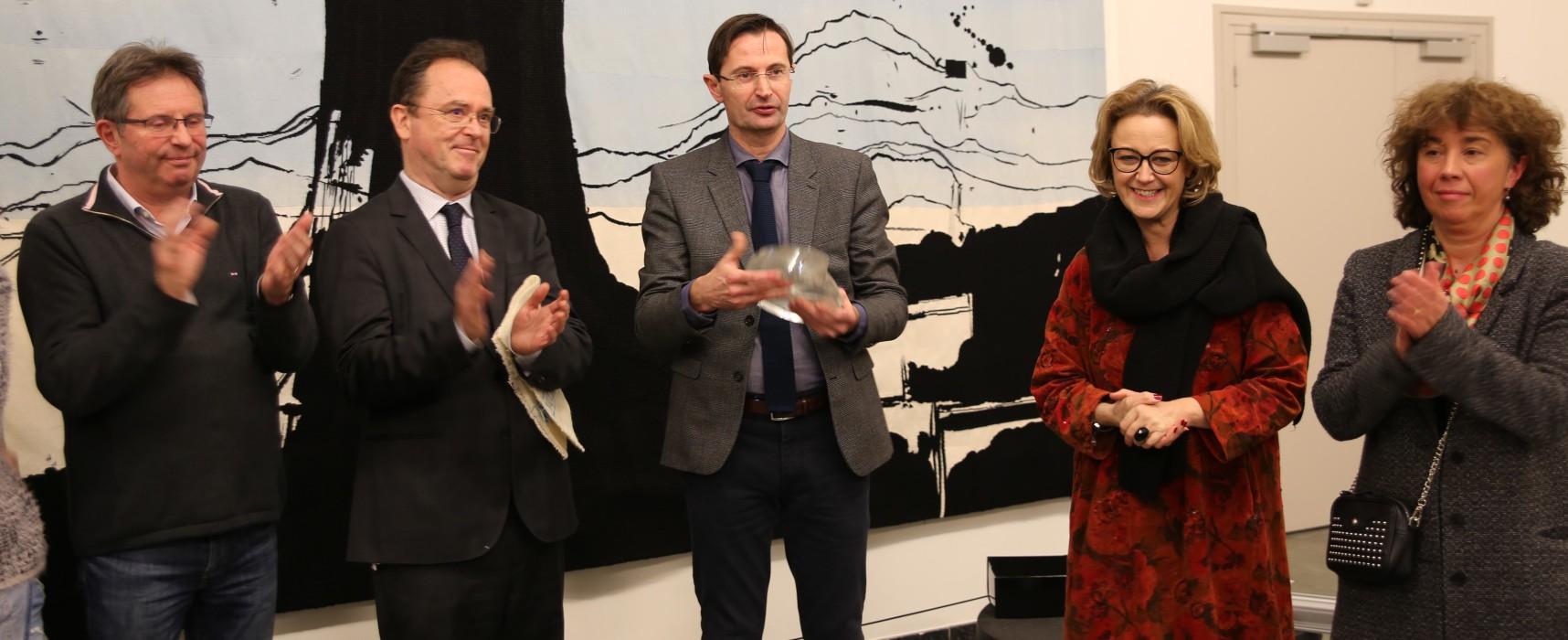 Creuse Grand Sud labellisée «Ville et Métiers d'Art»