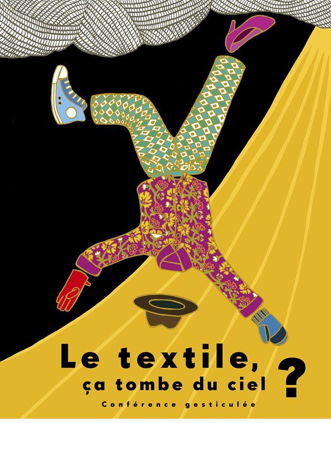 Le textile ça tombe du ciel ?