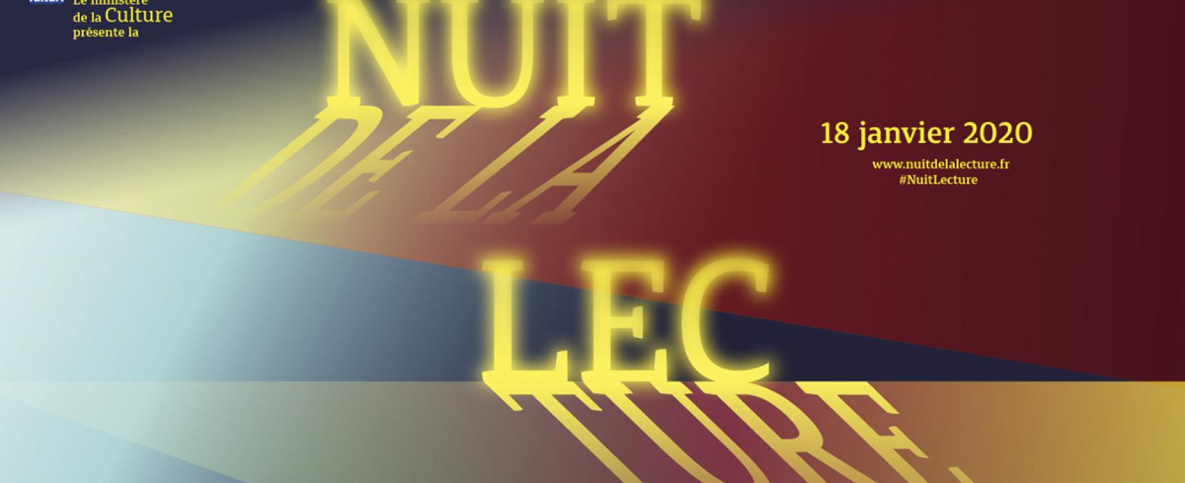 Nuit de la Lecture #Felletin