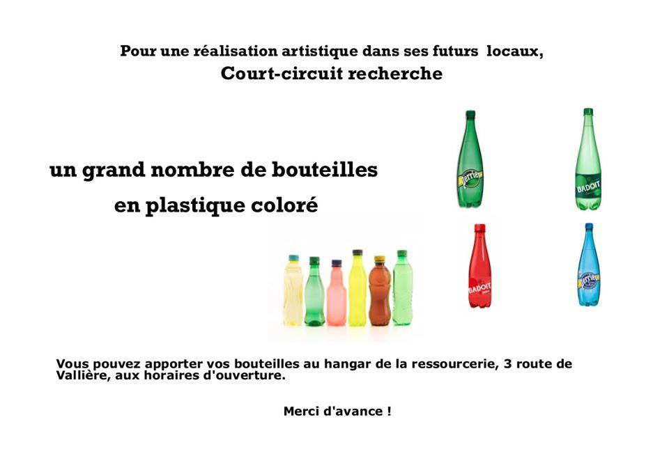 court circuit bouteilles