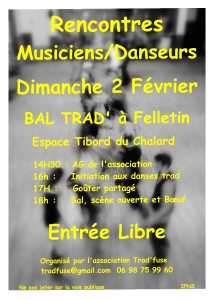 musiciens danseurs fevrier 2020