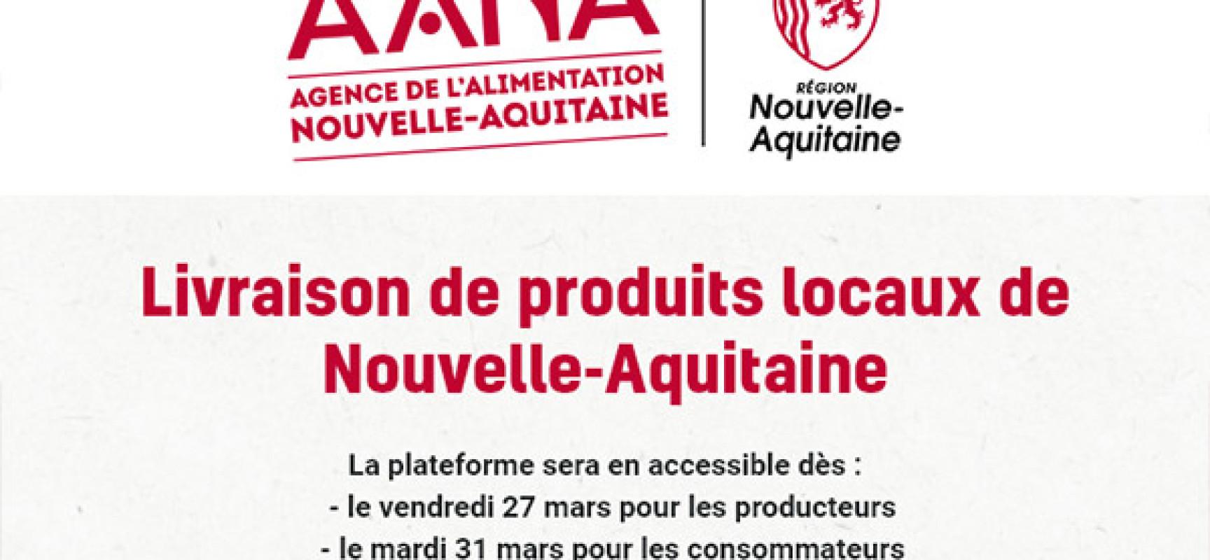 Vous êtes agriculteur, producteur ou artisan en Nouvelle-aquitaine ?