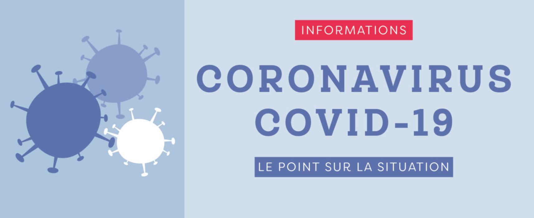 [INFO FLASH] Corona virus Covid19 le point sur la situation en direct