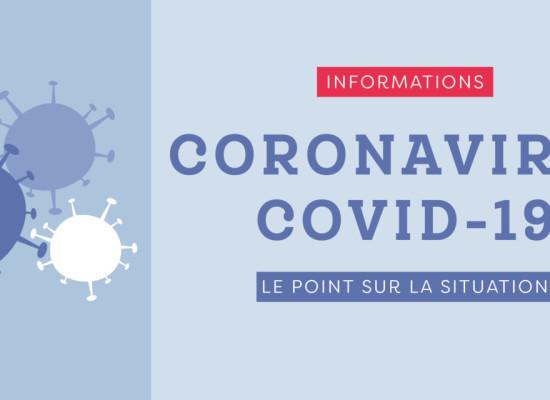 [INFO FLASH] Corona virus Covid19 le point sur la situation en direct – mars 2020