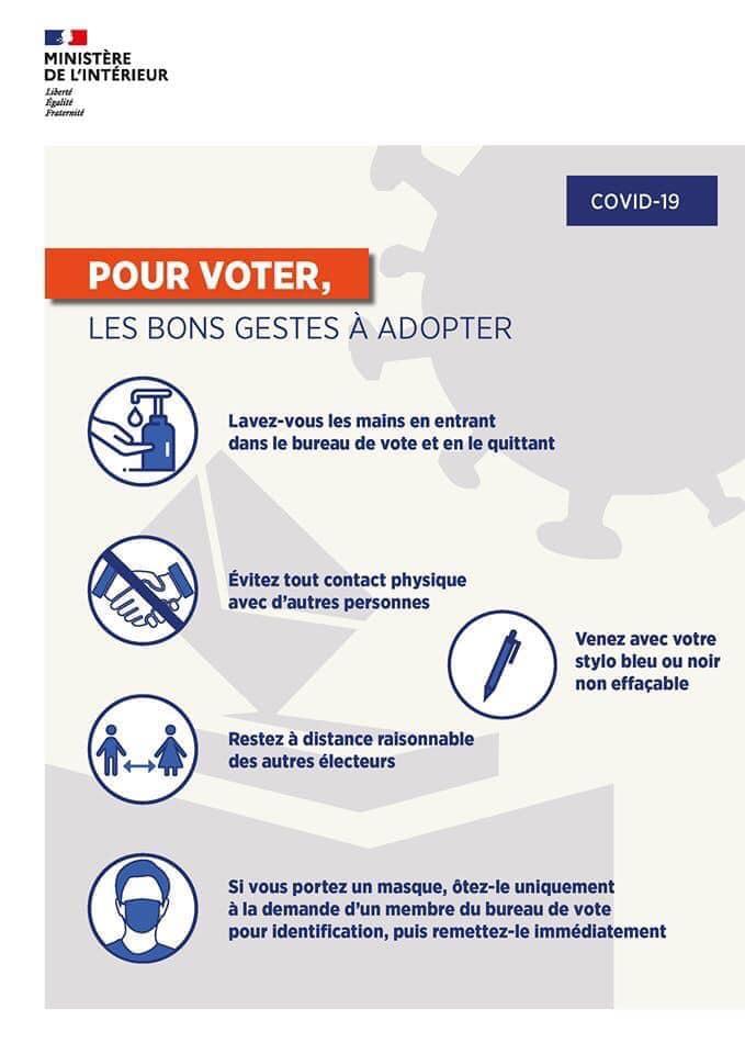 pour voter