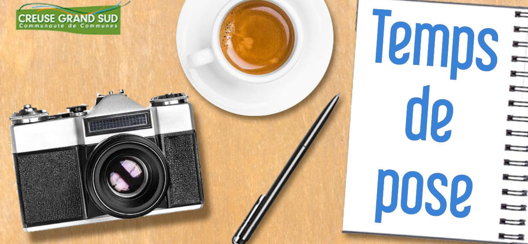 «Temps de pose» – Explorez vos talents de photographe et participez à un petit jeu d'écriture