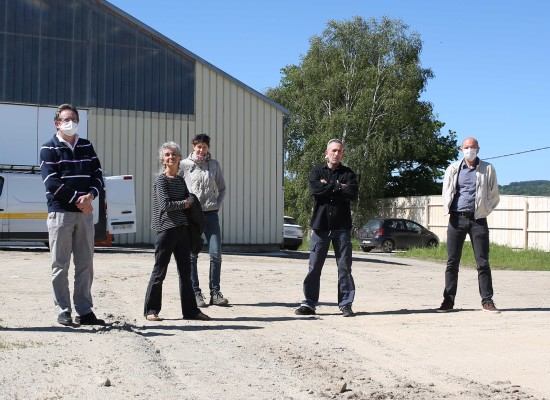 Creuse Grand Sud continue à apporter son soutien aux entreprises locales