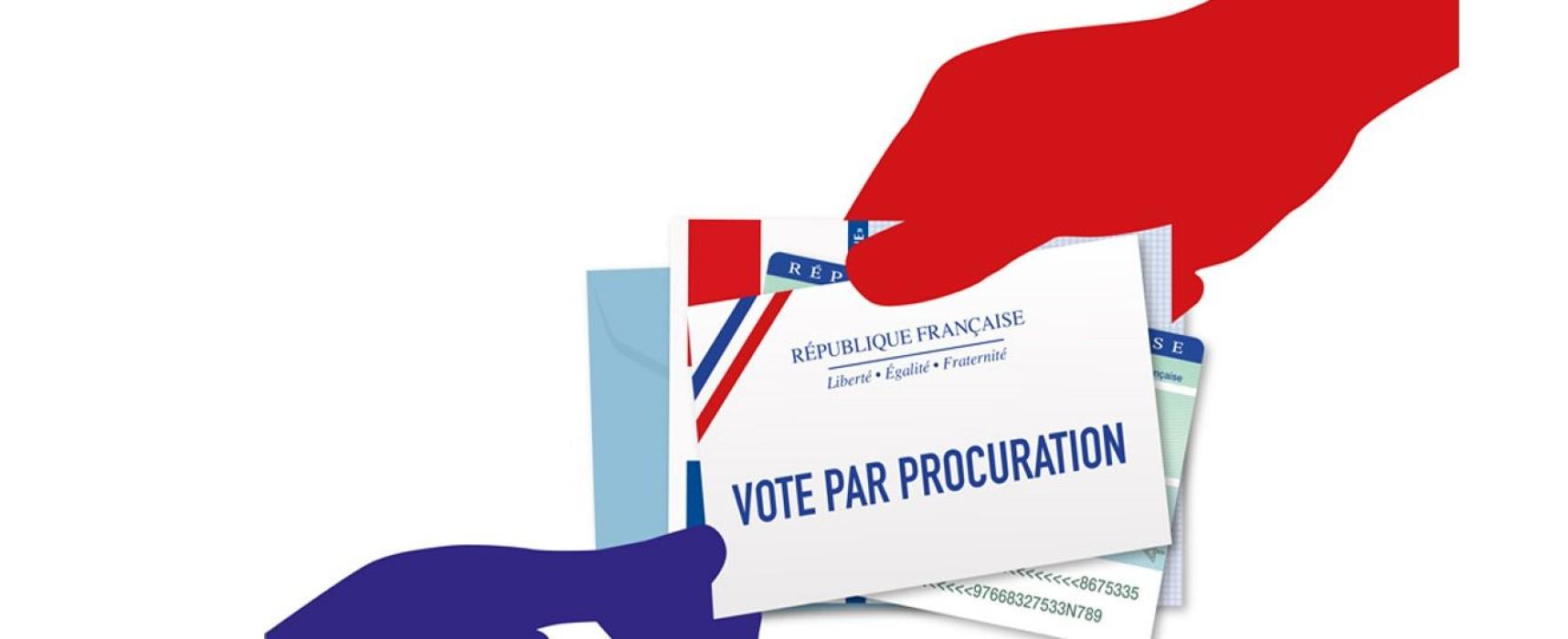 2d tour des élections municipales et communautaires : des permanences pour établir les procurations le 23 et 25 juin