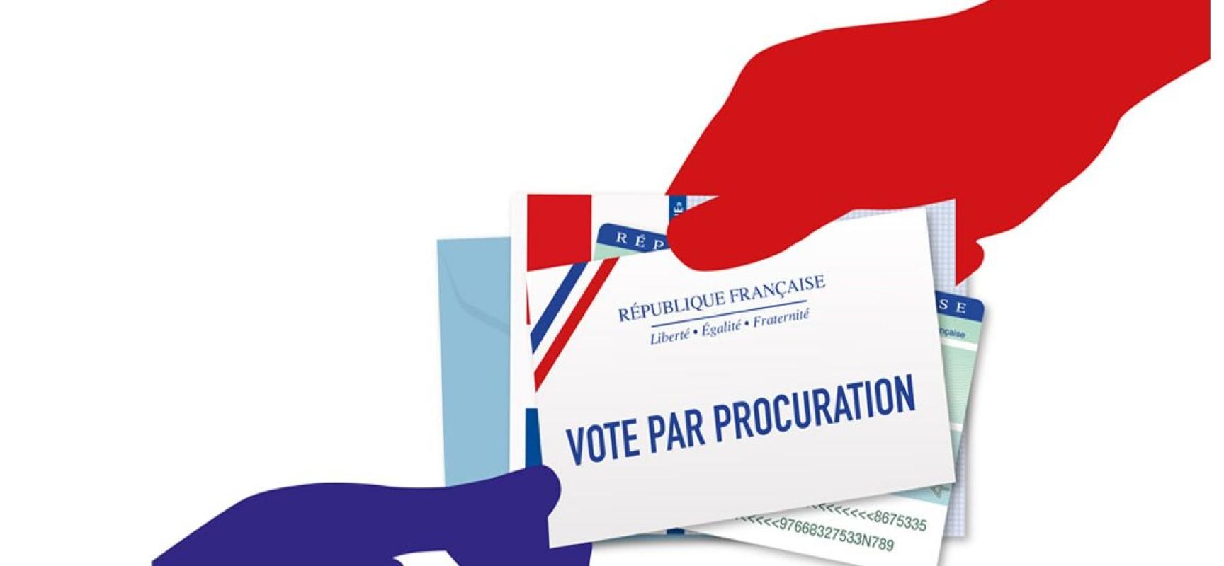 2d tour des élections municipales et communautaires : des permanences pour établir les procurations le 23 et 25 juin 2020