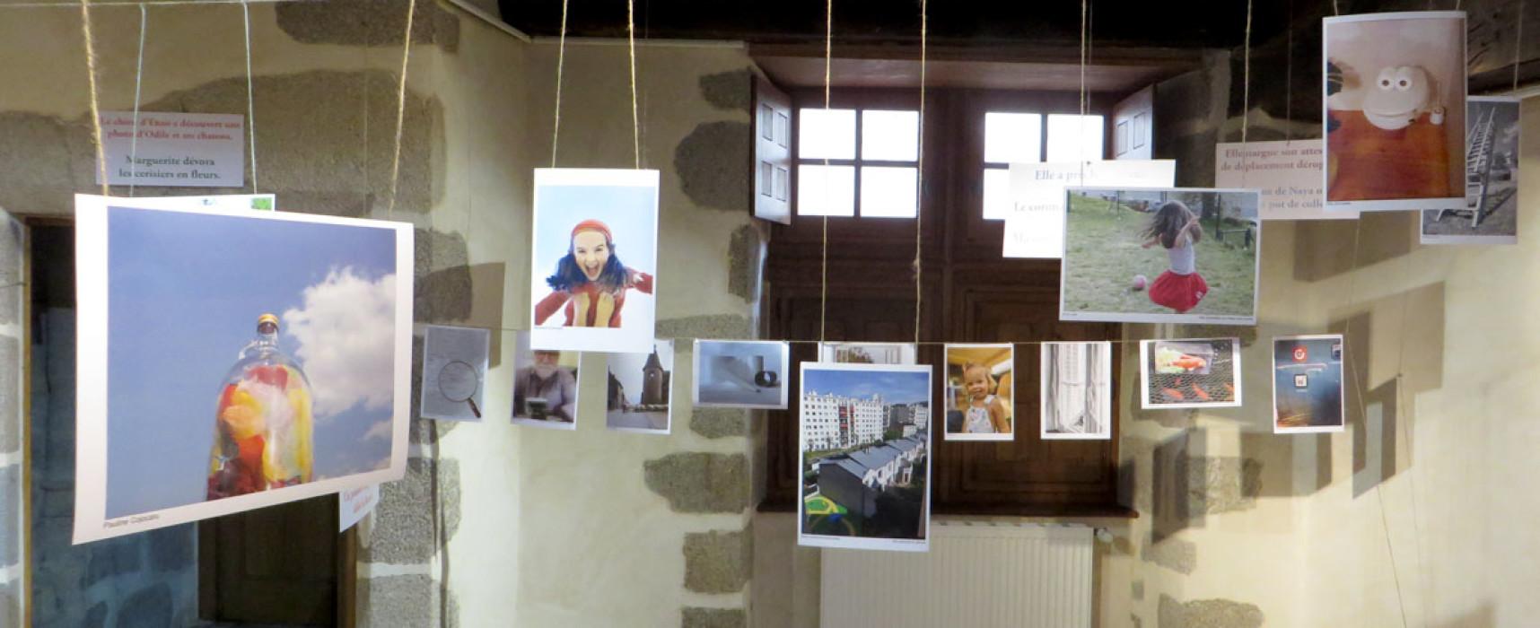 [Expo] «Temps de pose» à la médiathèque #Felletin – juillet 2020