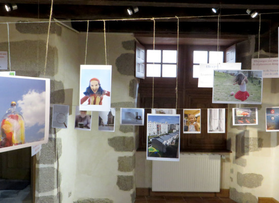 [Expo] «Temps de pose» à la médiathèque #Felletin
