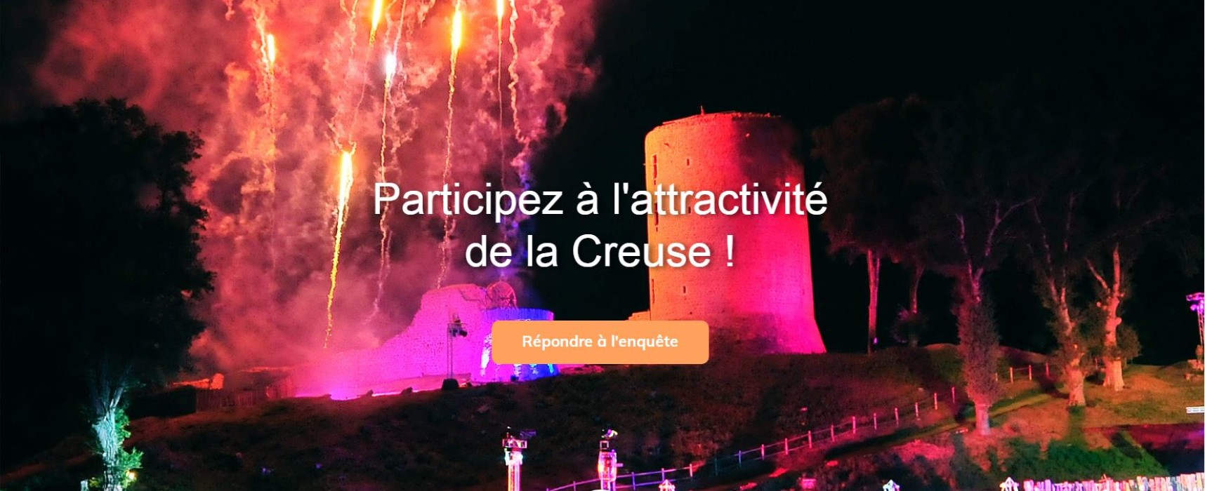 Participez à l'attractivité de la Creuse !