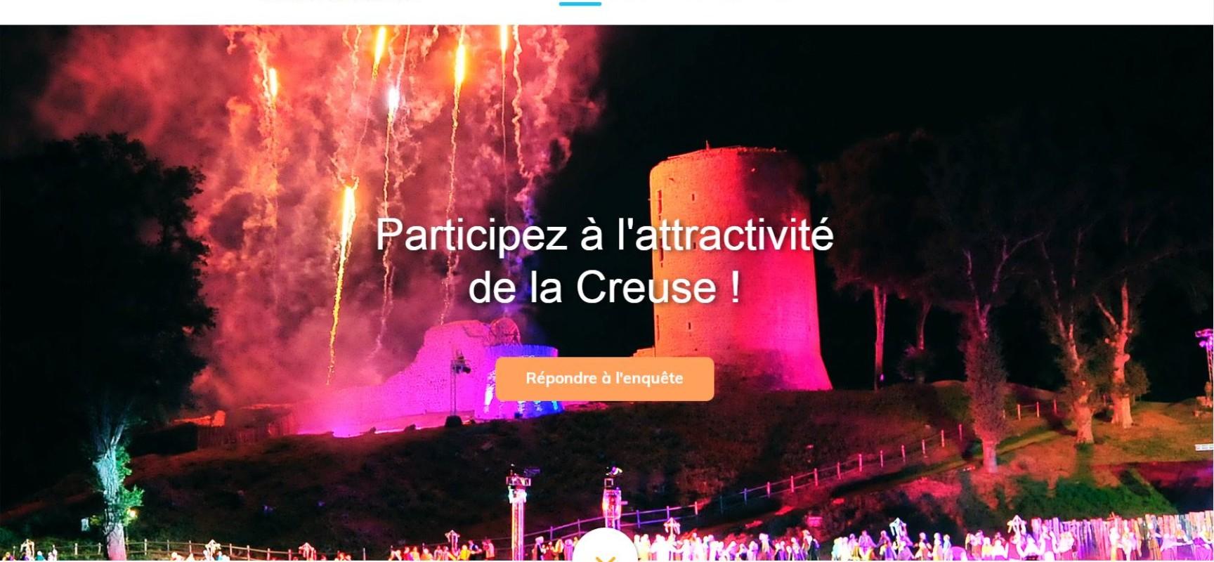 Participez à l'attractivité de la Creuse !