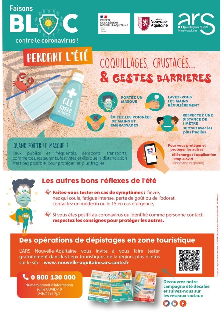 flyer_campagne_covid_ete_ARSNA_pref_region