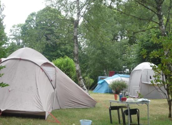Ouverture du camping du Puy Faux #FauxLaMontagne