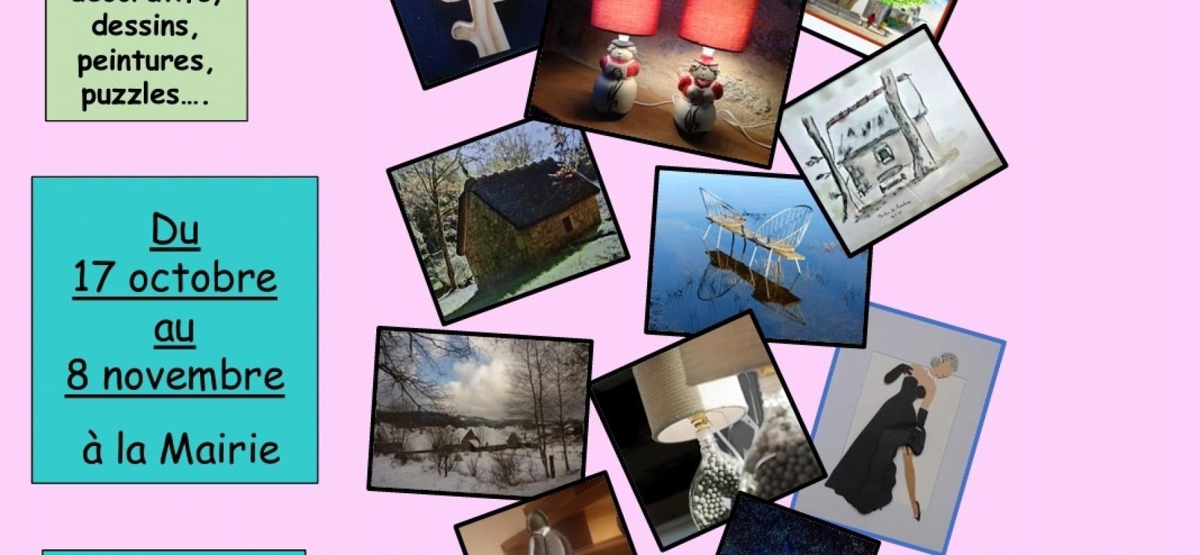 [EXPO] «Mais que se passe t-il donc derrière les murs …?» #FauxlaMontagne du 17 octobre au 8 novembre 2020
