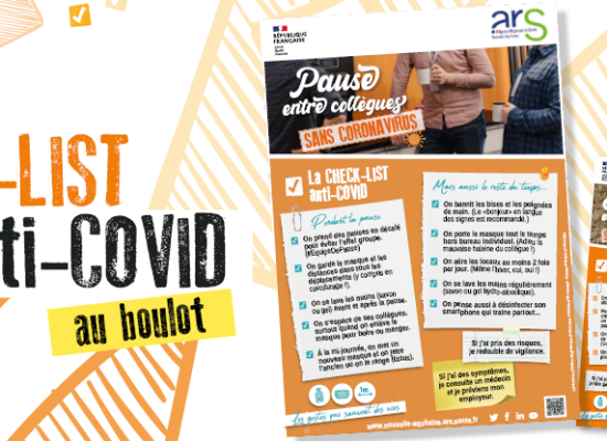 [Covid19] Check-lists anti Covid – Octobre 2020