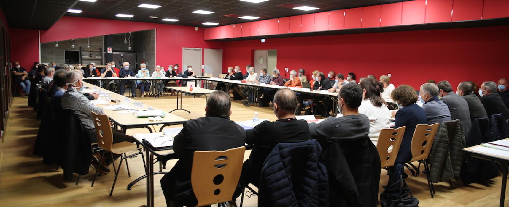 Prochain Conseil communautaire le lundi14 décembre 2020