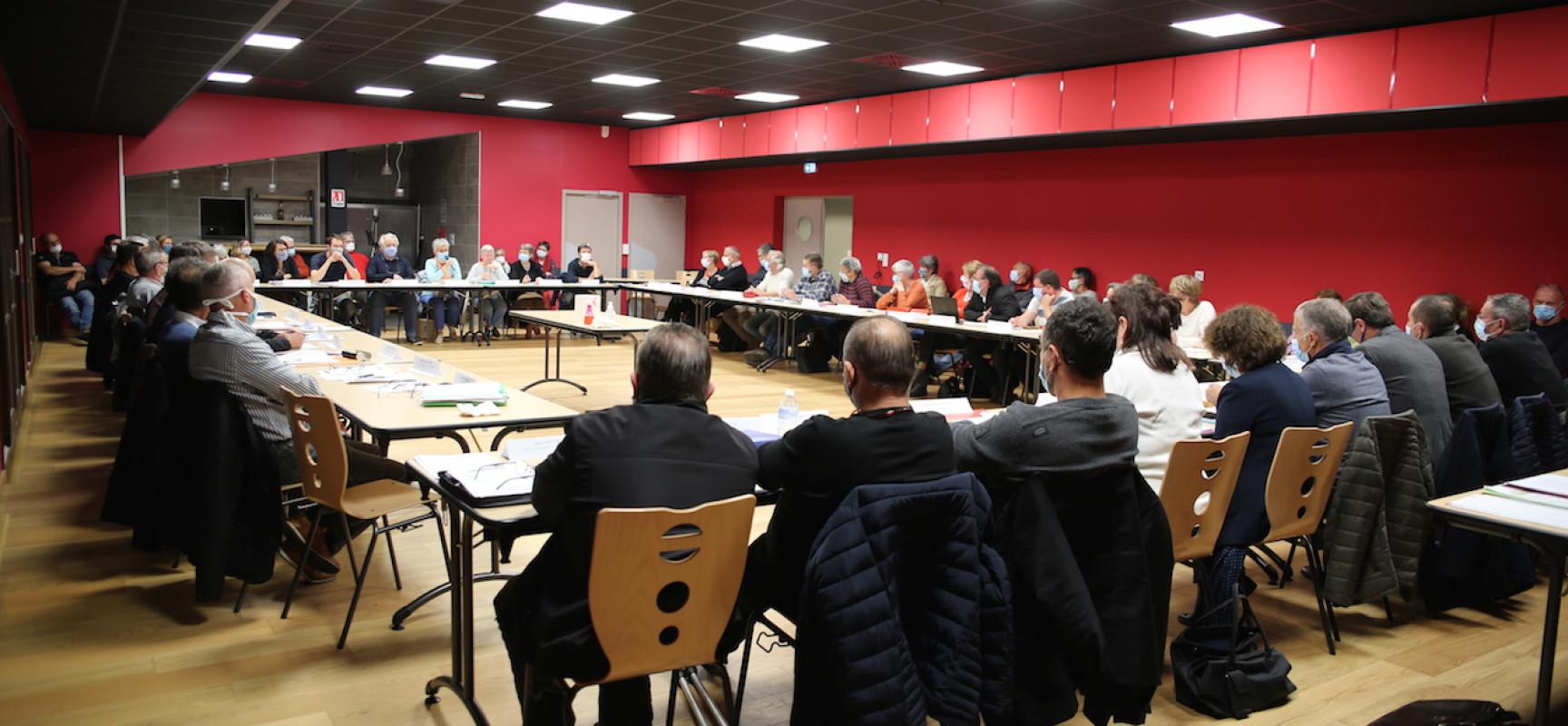 Prochain Conseil communautaire le 3 février 2021