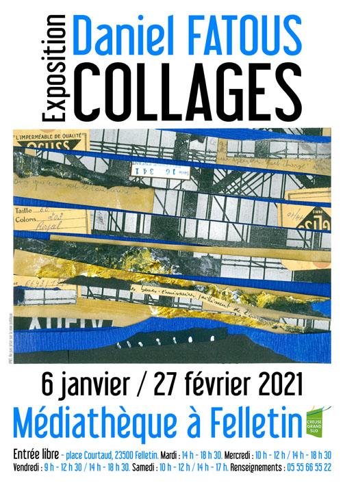 Affiche BasseDef expo Fatous JANV-FEV 21