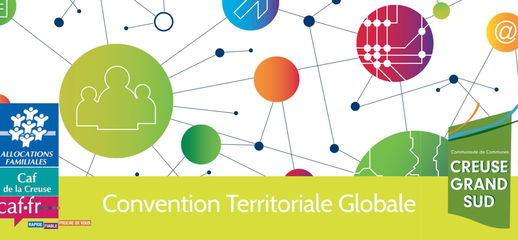 La première Convention Territoriale Globale signée en Creuse entre la Caisse d'Allocations Familiales et la Communauté de Communes Creuse Grand Sud