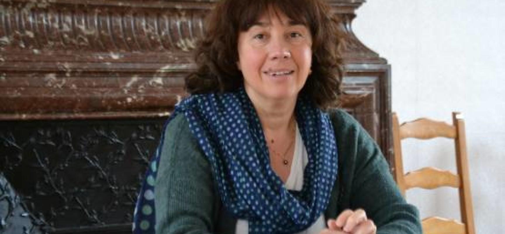 [DansLaPresse] Valérie Bertin, présidente de Creuse Grand Sud : « On doit retrouver de l'apaisement »