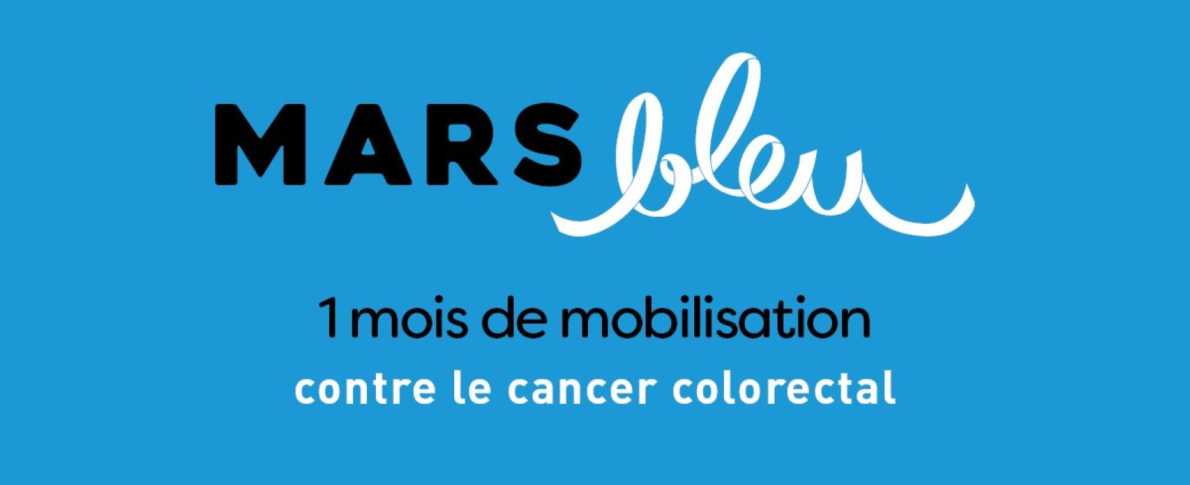 MARS BLEU : la Nouvelle-Aquitaine se mobilise pour promouvoir le dépistage organisé du cancer colorectal